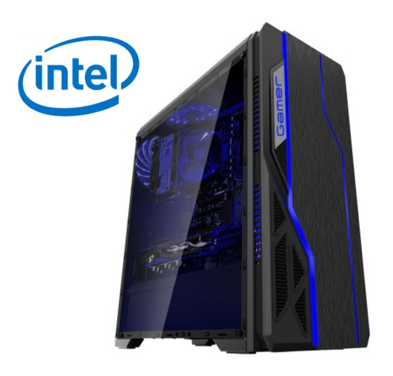 Cpu Intel Core I3 9100f Rx 550 H310m Ram 8gb Ssd 240gb 650w