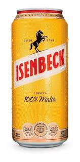 Cerveza Isenbeck Lata Pack X 24 Unidades Villa Pueyrredon