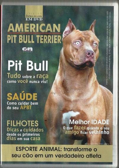 051 Fdv- 2004 Dvd Filme- American Pit Bull Terrier- Tudo Sob