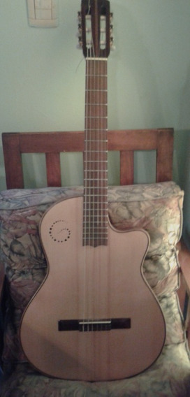 Guitarra Electroacústica Gracia Ciega Nueva