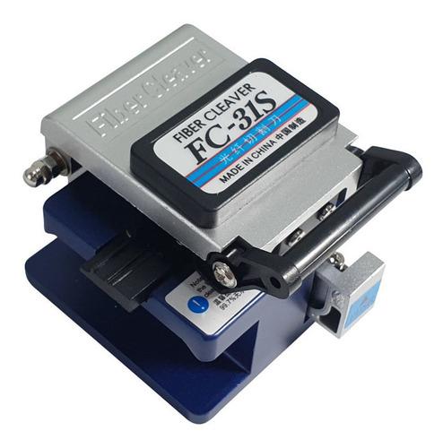 Cortador Clivador De Precisão Para Fibra Óptica Fc-6s Ftth