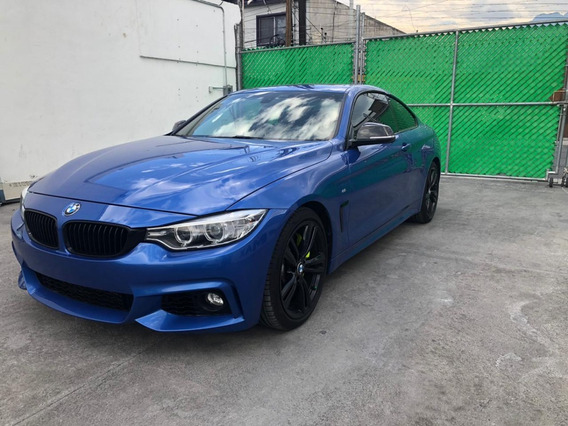 Bmw Serie 4 435i M Sport Coupe 2015