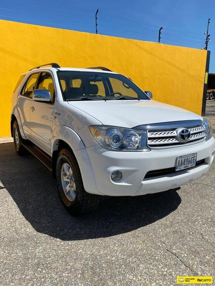 Toyota Fortuner Automática