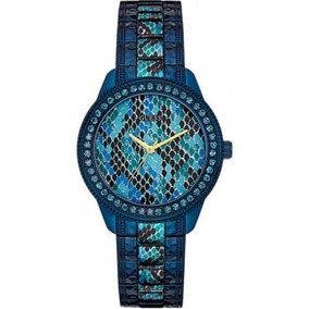 Relógio De Luxo Feminino Guess 92573lpgsea3