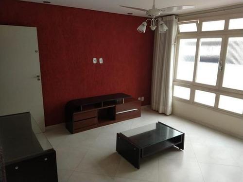 Apartamento À Venda, 81 M² Por R$ 385.000,00 - Campo Grande - Santos/sp - Ap5938