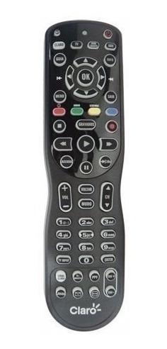 Controle Remoto C L A R O Hd Novo Original Tv Via E Mbratel