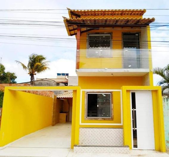 Belo Duplex Com 2 Quartos À Venda Em Unamar-cabo Frio. - Ca1089