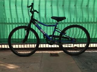 Bicicleta Rodado 24 Mst Viper, Todo Nuevo (vendido)