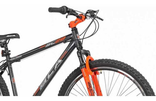Bicicleta #29, Suspension Y Disco Freno, Marco Aluminio.