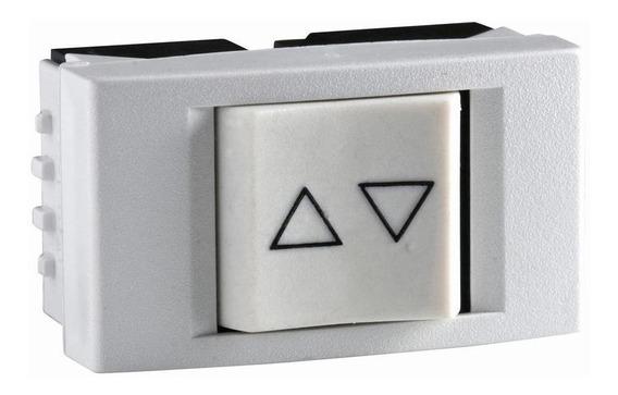Interruptor Para Cortinas 10a - 250v Para Línea Roda/class