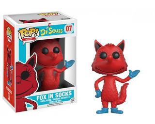 Funko Pop! Fox In Socks 07 - Dr. Seuss