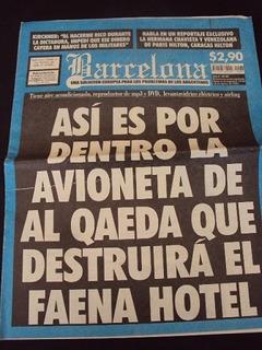 Barcelona: Lote De 2 Revistas
