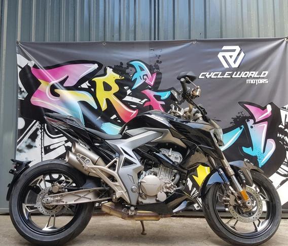Moto Beta Zontes 310 R Naked 35hp 0km 2018 Negro Al 19/7