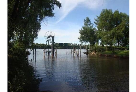 Lote Con Salida Al Río Paraná