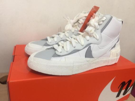 Tênis Nike Blazer Sacai