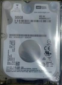 Hd 500 Gb Wd5000luct Para Notebook Western Digital