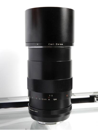Lente Carl Zeiss Makro-planar T* 100mm F/2 Ze Para Canon
