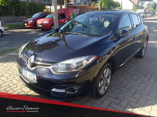 Renault Mégane Iii 2.0 Privilege At 2.0 2017 Impecable!