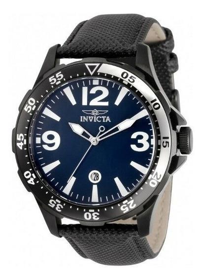 Relógio Invicta Masculino Specialty Quartz Blue Dial 30817