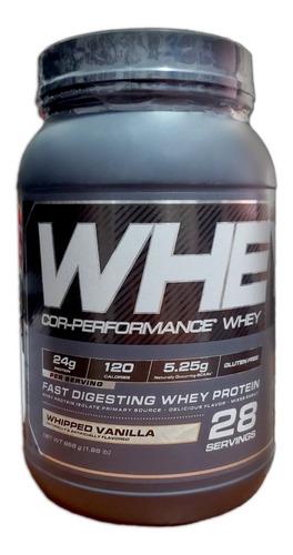 Imagen 1 de 2 de Whey Cor Perfomance Cellucor 1,96 Lbs Proteina Gluten Free