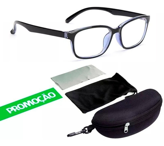 Óculos Bloquear Raios Azuis Blue Ray Blocker Lair Ribeiro