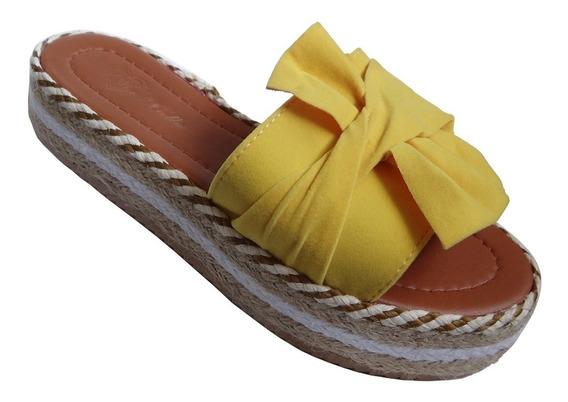Chinelo Rasteirinha Sapato Feminino Adulto Mirabella