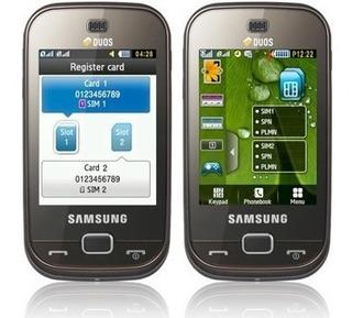 Celular - Samsung Duos - Gt - B5722 Duos ( Preto )