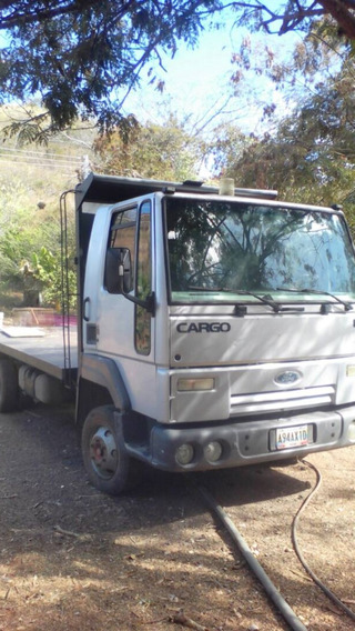 Ford Cargo 815 Chasis Largo