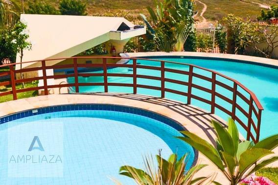 Apartamento Com 2 Dormitórios À Venda, 78 M² Por R$ 230.000,00 - Porto Das Dunas - Aquiraz/ce - Ap0631