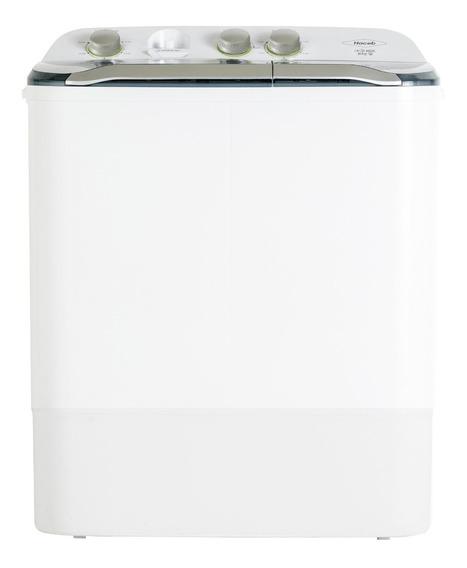 Lavadora Semiautomática Sa 1050 Bl Haceb 10,5 Kg Blanca