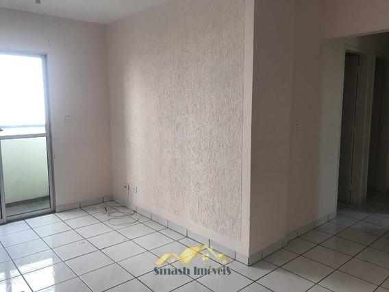 Apartamento Para Aluguel 3 Dormitórios Com Varanda E 1 Vaga
