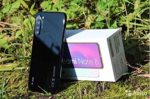 Redmi Note 8 64 Gb Aparelho Novo Lacrado