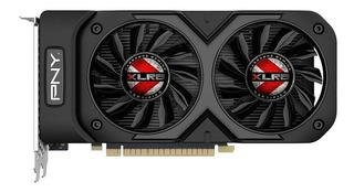 Tarjeta Video Nvidia Gtx 1050 Ti 4gb Oc Pny Xlr8 Gaming