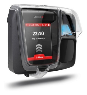 Control De Acceso Idflex Pro Ip65 Con Pantalla Tactil