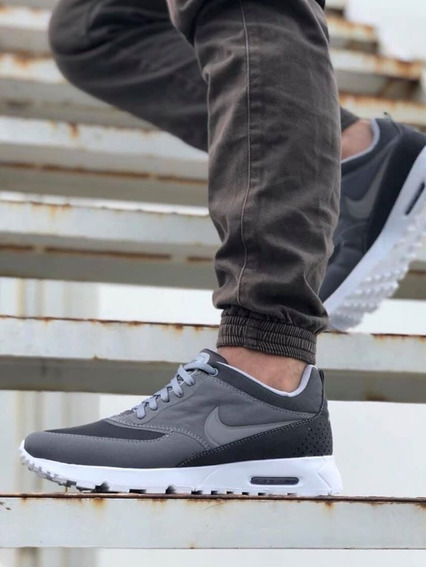 Zapatos Tenis Nike Air Max Thea Hombre Gym + Envio Gratis