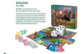 Building - Juego De Mesa -toto Games
