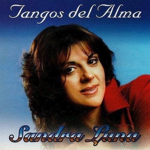 Tangos Del Alma - Luna Sandra (cd)