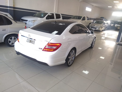 Mercedes Benz C250 Coupe Sport