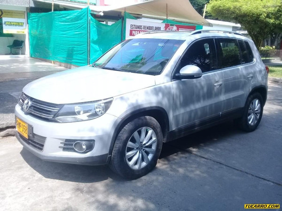 Volkswagen Tiguan Full Equipo