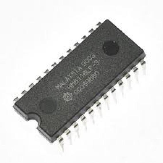 2 Pçs Ci Memoria Ram 6116