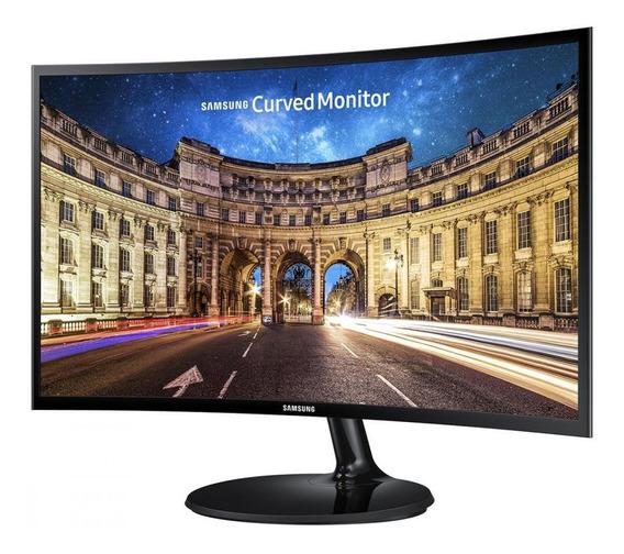 Monitor Lcd 27 Widescreen Hd Samsung Lc27f390fhlmzd