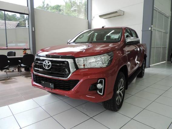 Toyota Hilux Srv 2.8 4x4 Diesel Aut.