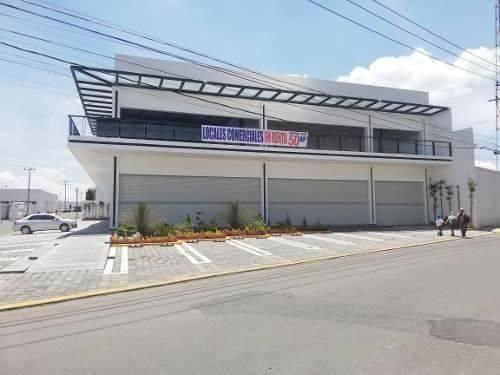 Renta Locales Comerciales Frente Uvm Campus Toluca Metepec