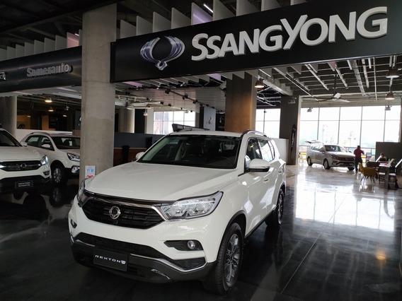 Ssangyong Rexton G4 Elite 4x2 Aut 2.0 T 2020