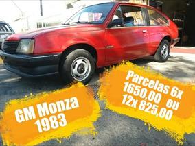Oportunidade! Gm Monza 1983 Coleção