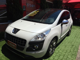 3008 Griffe 1.6 Aut 2013 Starveiculos