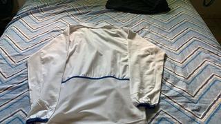 Camisa Leeds United Nike Maga Longa