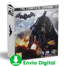 Batman Pc Arkham Origins The *really* Em Português 2019