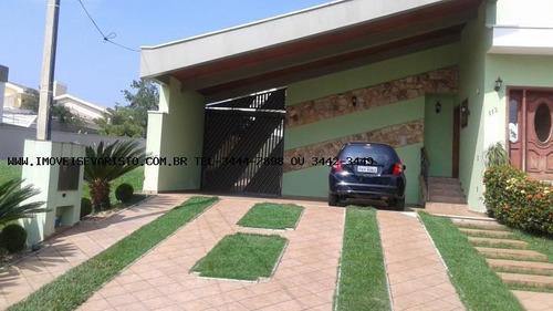 Imagem 1 de 15 de Casa Para Venda Em Limeira, Condomínio  Colinas São João, 4 Dormitórios, 3 Suítes, 5 Banheiros - 1525_1-549753