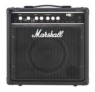 Amplificador De Bajo Marshall Mb15
